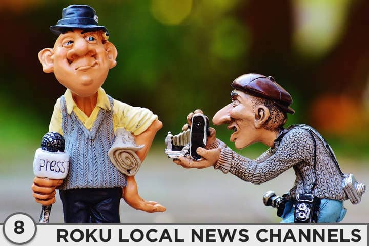 Roku Local News Channels