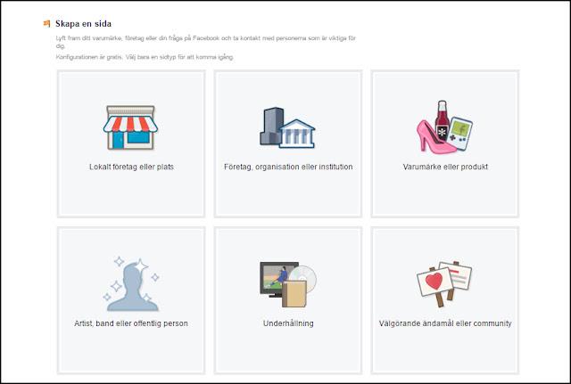Hoe maak je een bedrijfspagina op Facebook - Deel 1