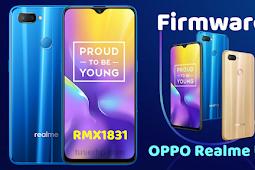 Firmware OPPO Realme U1 RMX1831 / RMX1833