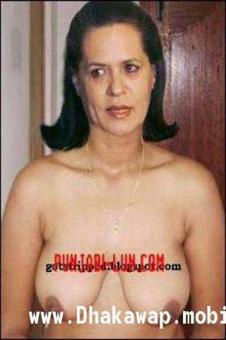 naked pussy of sonia gandhi