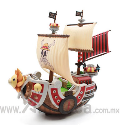 Figura Thousand Sunny THE GRANDLINE SHIPS Vol.1 DX Figure One Piece