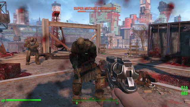 Fallout 4 Final Edition PC Free Download Screenshot 3