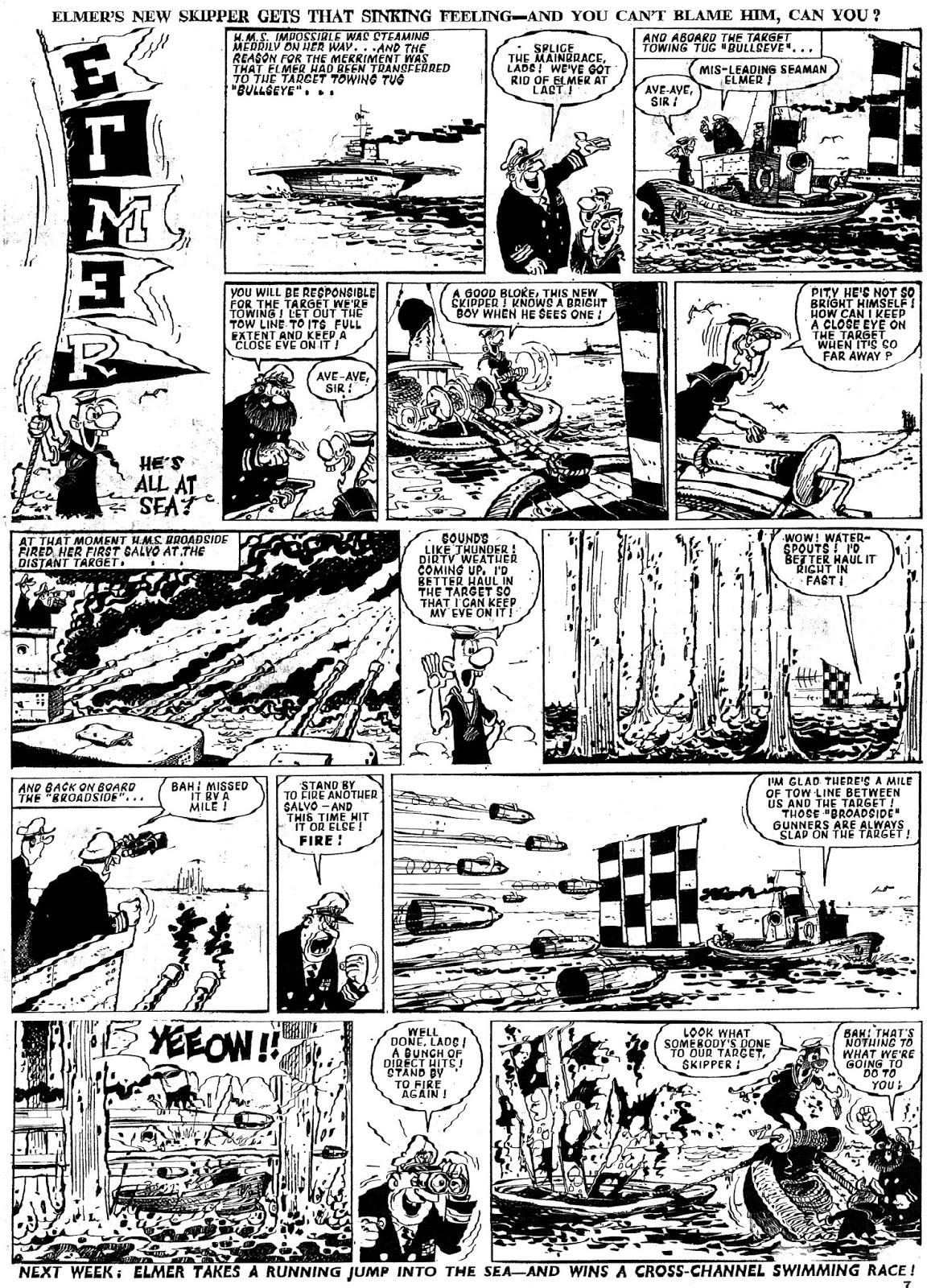 Elmer Buster nº 54 Raf