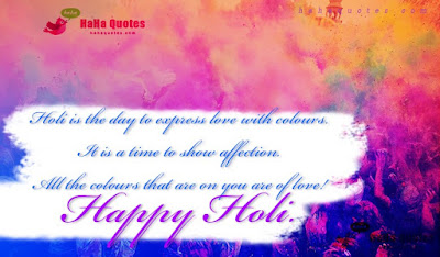 Happy Holi HD picture