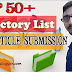 Top 50+ Article directory site list article submission ke liye