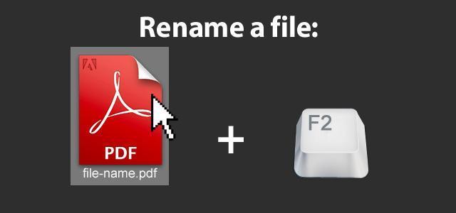 image of F2 Key