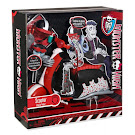 Monster High Scooter G1 Playsets Doll