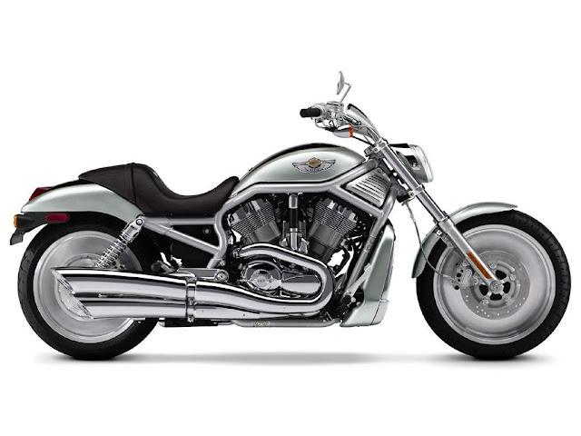 Harley-Davidson V-Rod American modern classic sports motorbike