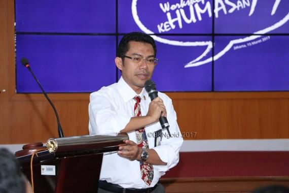 Kepala Biro Humas BKN, Mohammad Ridwan (Humas-BKN)