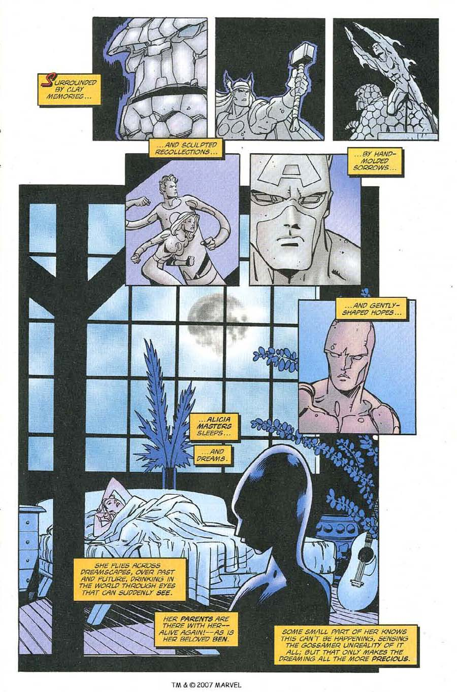 Read online Silver Surfer (1987) comic -  Issue #126 - 3