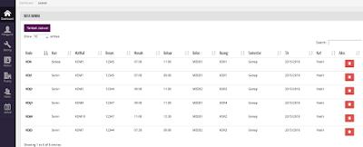 Aplikasi Jadwal Kuliah PHP