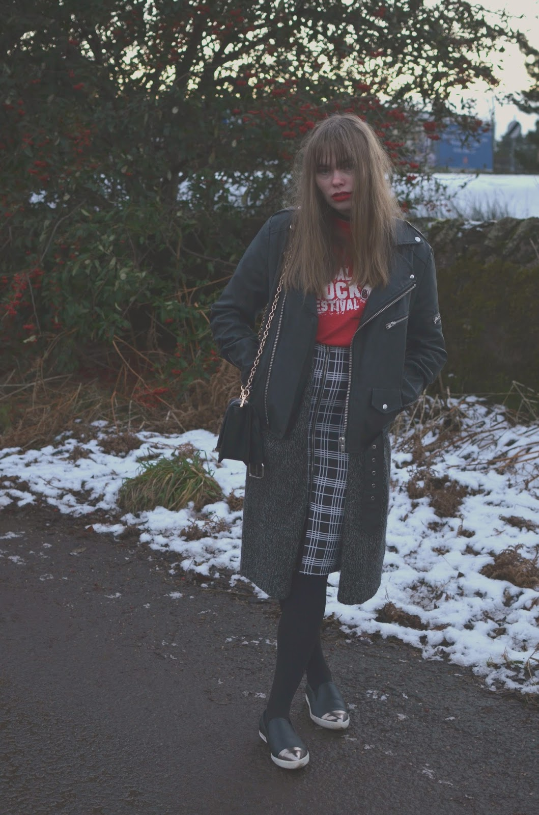 ootd, aw16, style, what to wear when its cold, glasgow fashion, scotland blogger, oversized, winter, unif,