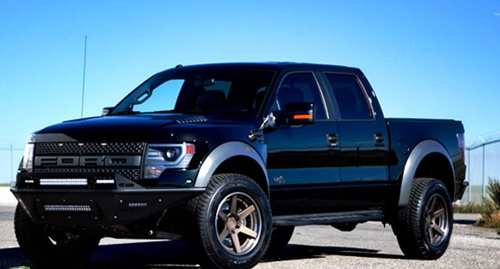 2017 Ford f-150 SVT Raptor Review Design & Price