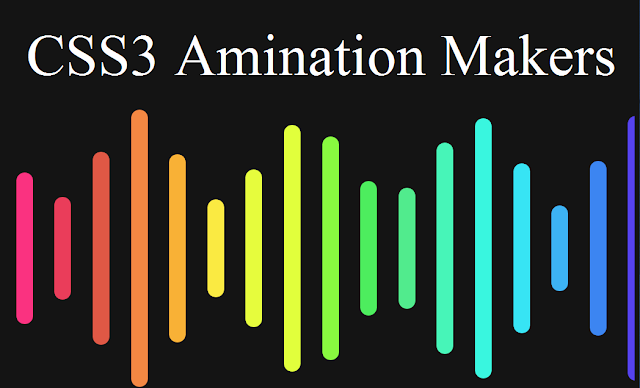 CSS animation Makers