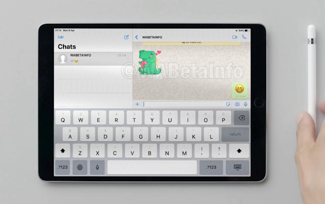 تطبيق واتساب الذي طال انتظاره لجهاز iPad أخيرًا تحت الإختبار
