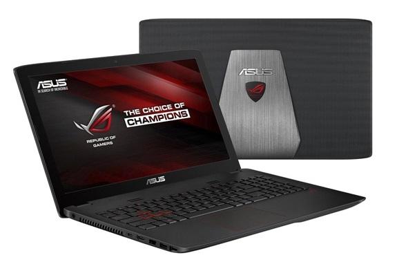 [Análisis] ASUS GL552VW-DM149, un portátil listo para entrar en el juego