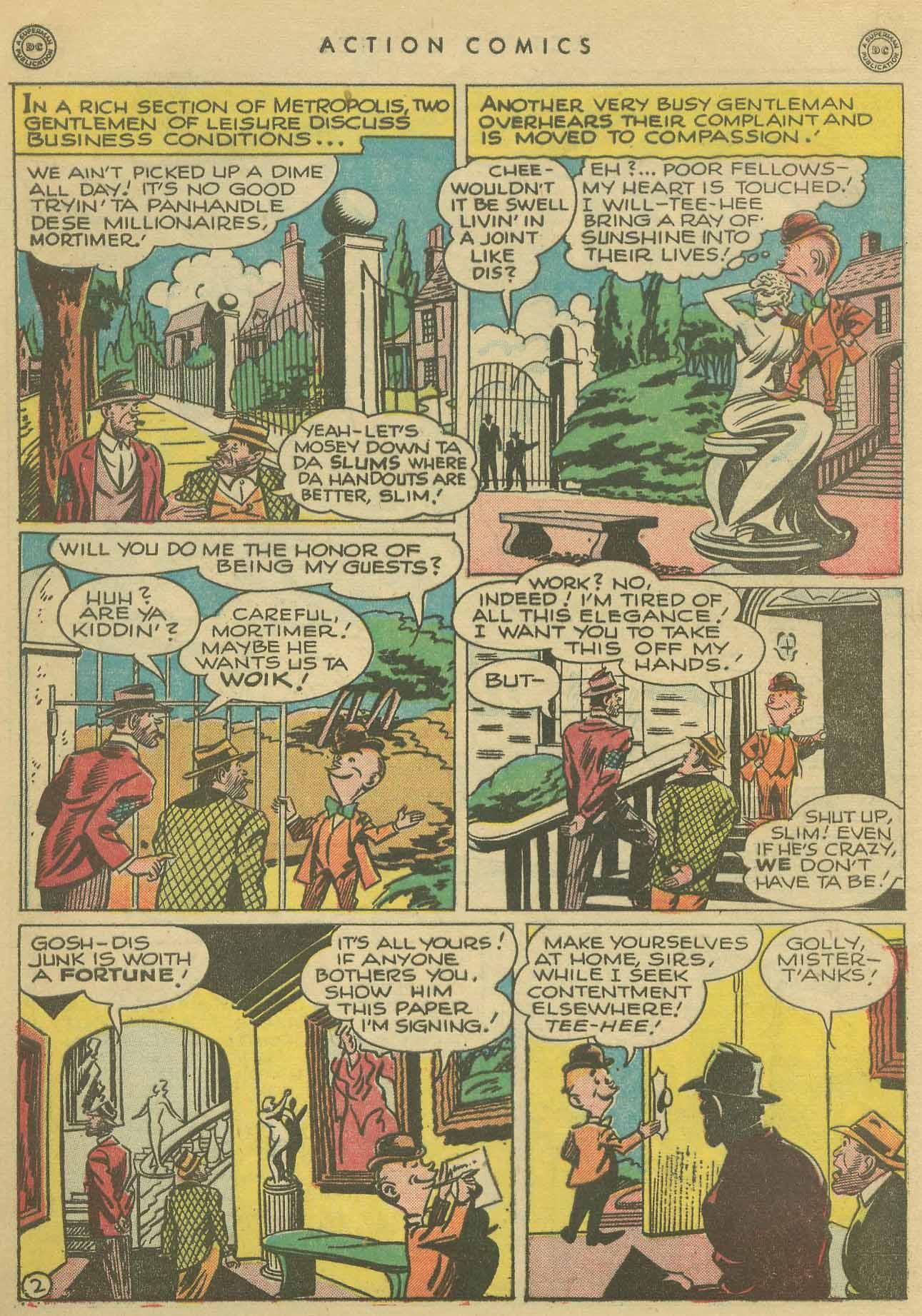 Action Comics (1938) 102 Page 2