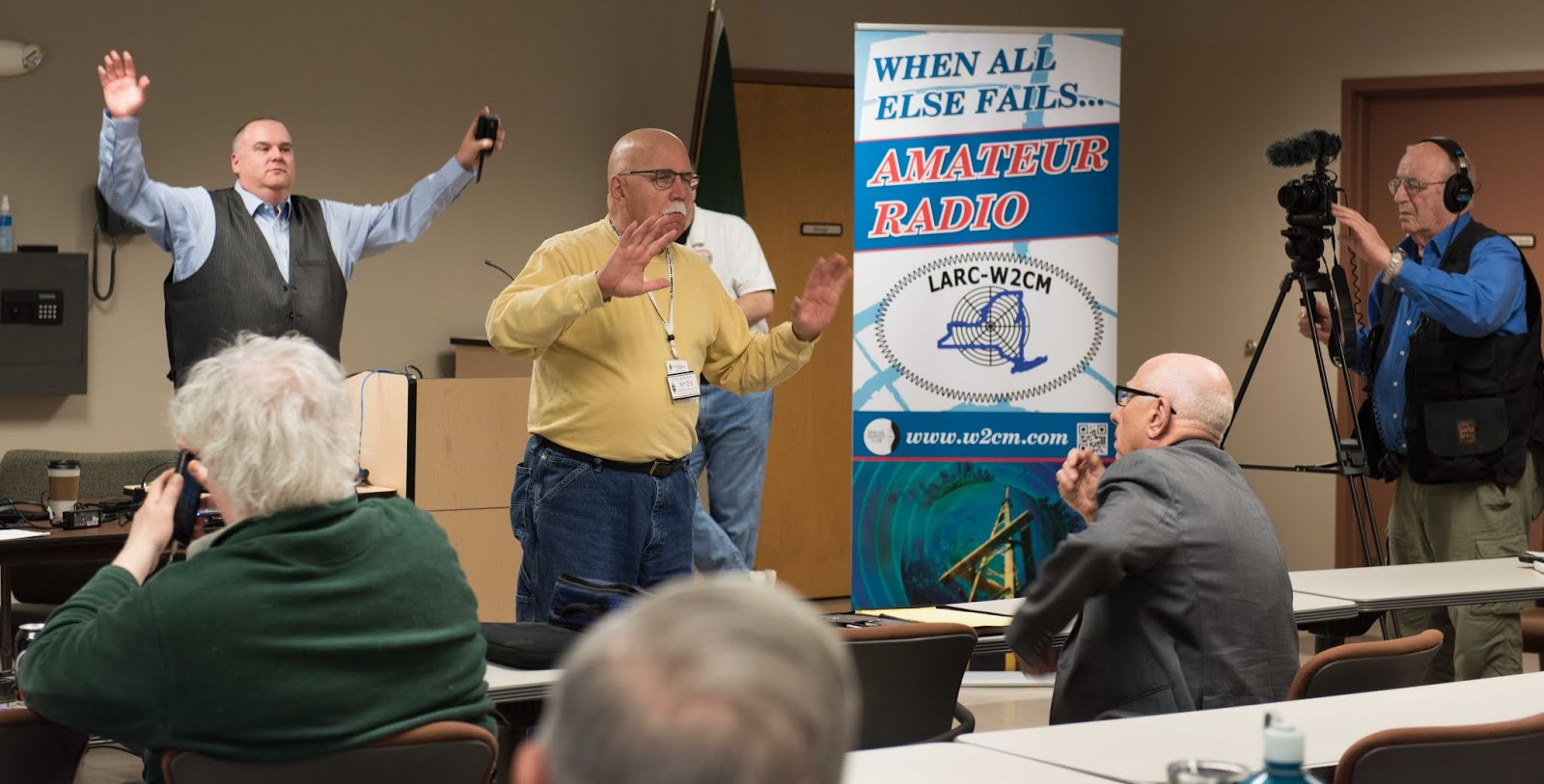 Upstate NY HAM Radio News & Information: DMR training