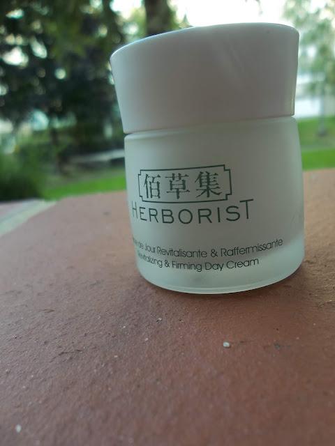 Crème de Jour Revitalisante & Raffermissante - Herborist