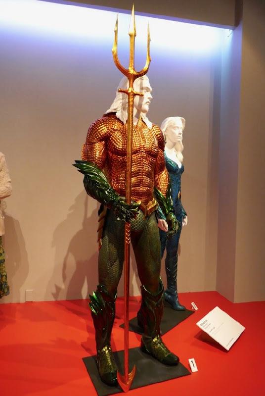 Aquaman film costumes