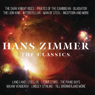 Hans Zimmer - The Classics (2017) - Album Download, Itunes Cover, Official Cover, Album CD Cover Art, Tracklist