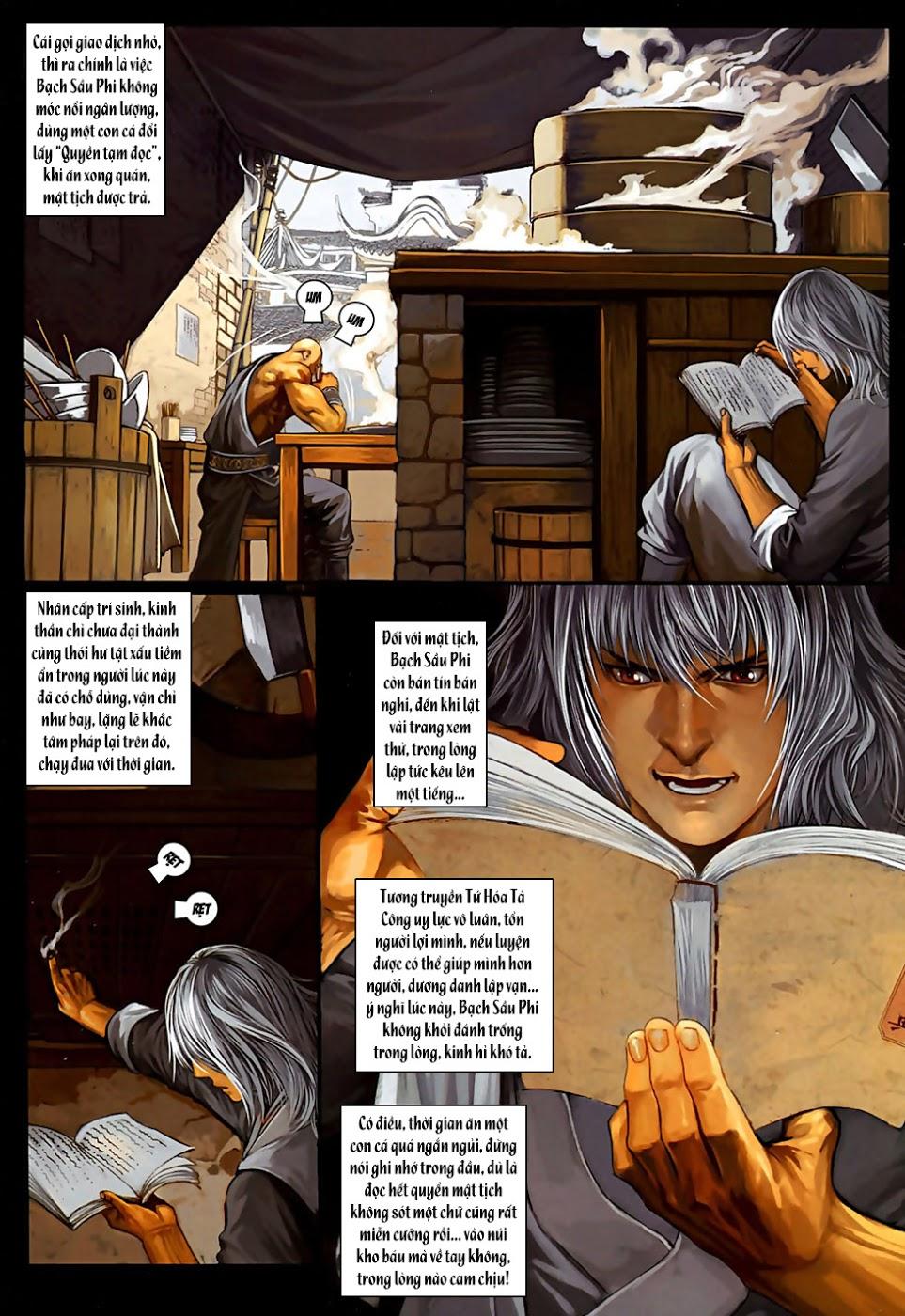 Ôn Thuỵ An Quần Hiệp Truyện Phần 2 chapter 30 trang 8