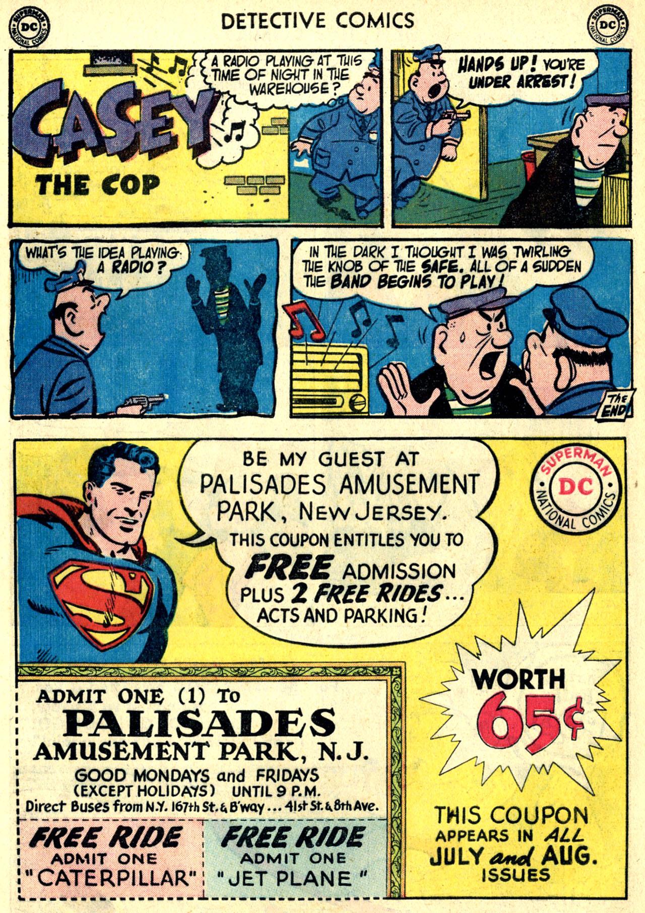 Detective Comics (1937) 269 Page 23