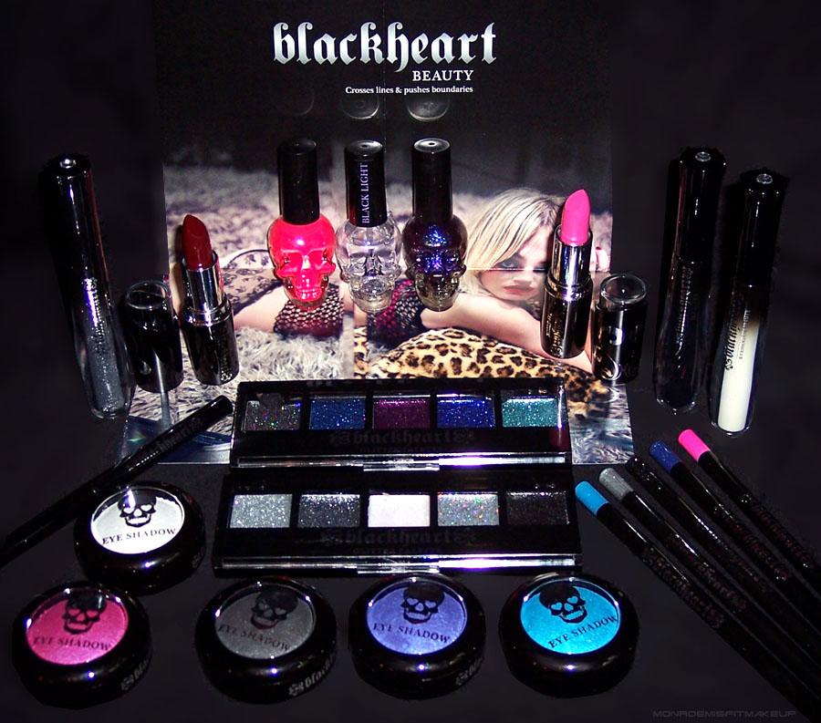 Monroe Misfit Makeup Beauty Blog Hot Topic Blackheart Beauty