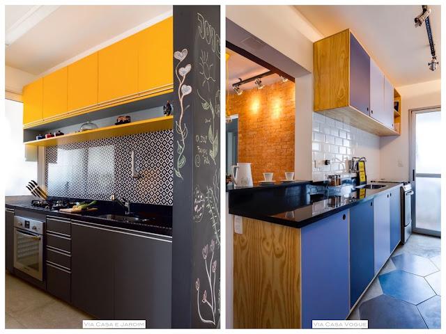 como deixar a cozinha moderna