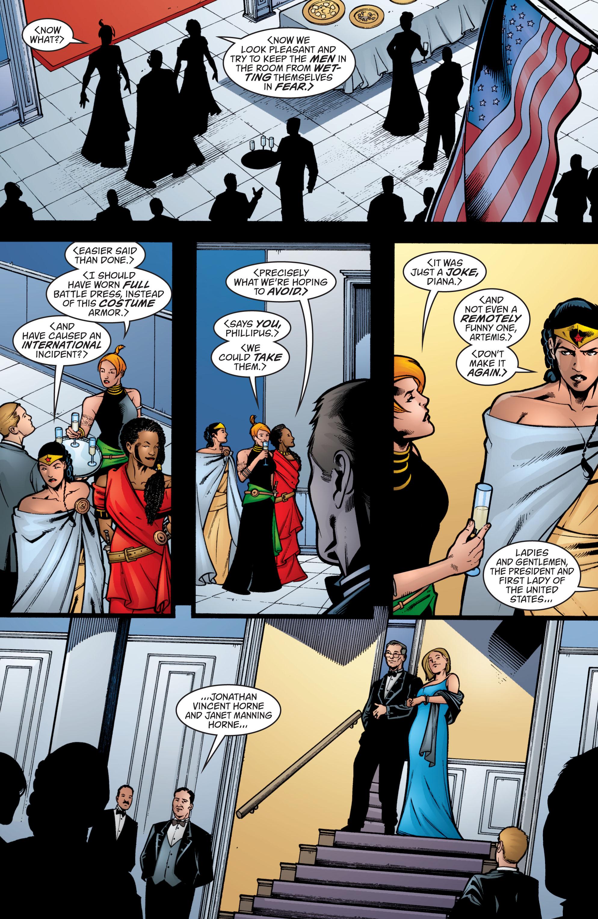 Read online Wonder Woman (1987) comic -  Issue #208 - 8