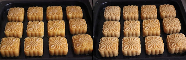 Lotus seed mooncake