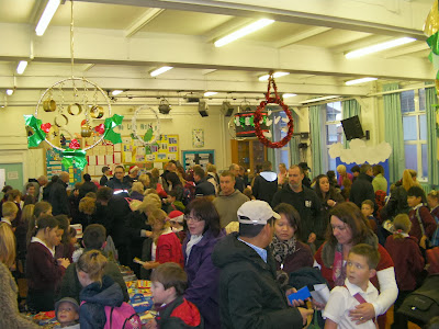 meon junior school christmas fayre milton portsmouth