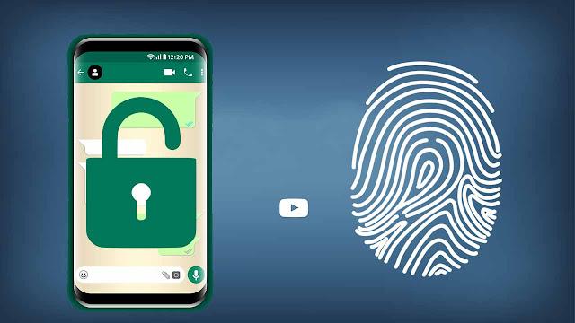 Como bloquear Whatsapp con huella dactilar en Android