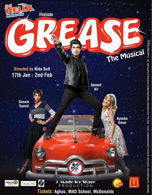 Grease The Musical Pakistan