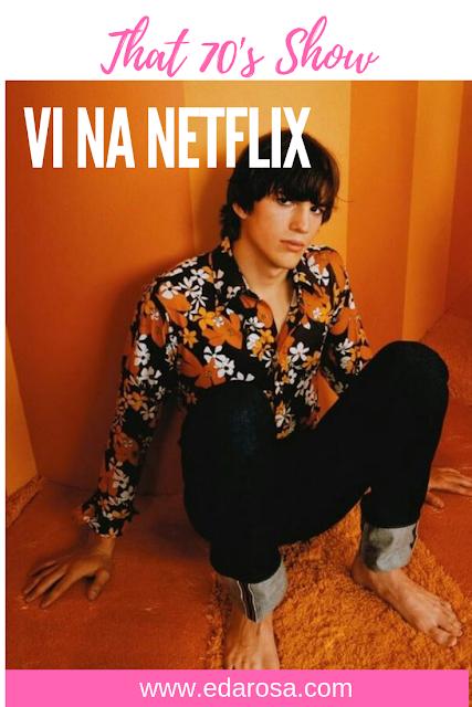 Série que marcou época na Netflix