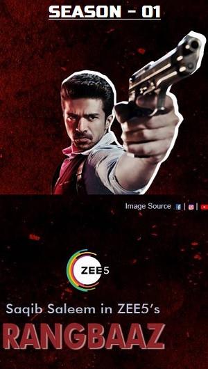 Rangbaaz (2018) Hindi S01 Complete 720p WEBRip x264