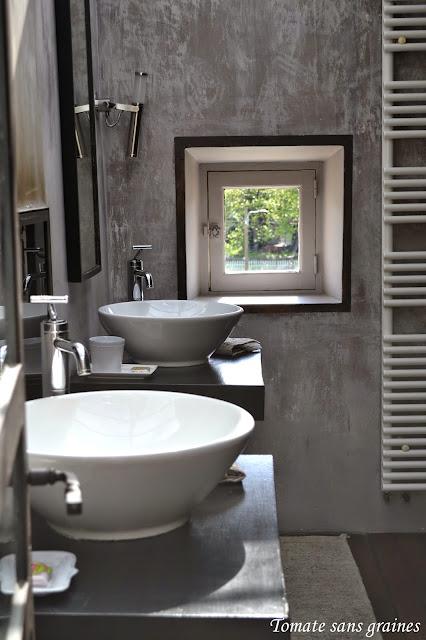 Suite Sergey : salle de bains