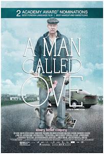 En man som heter Ove Poster