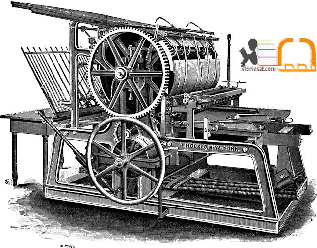 اختراعات | قصة اختراع الطابعة