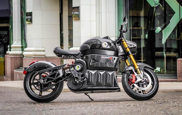 Motocicleta Lito Sora