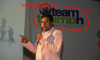 Images of Team Triumph Seminar