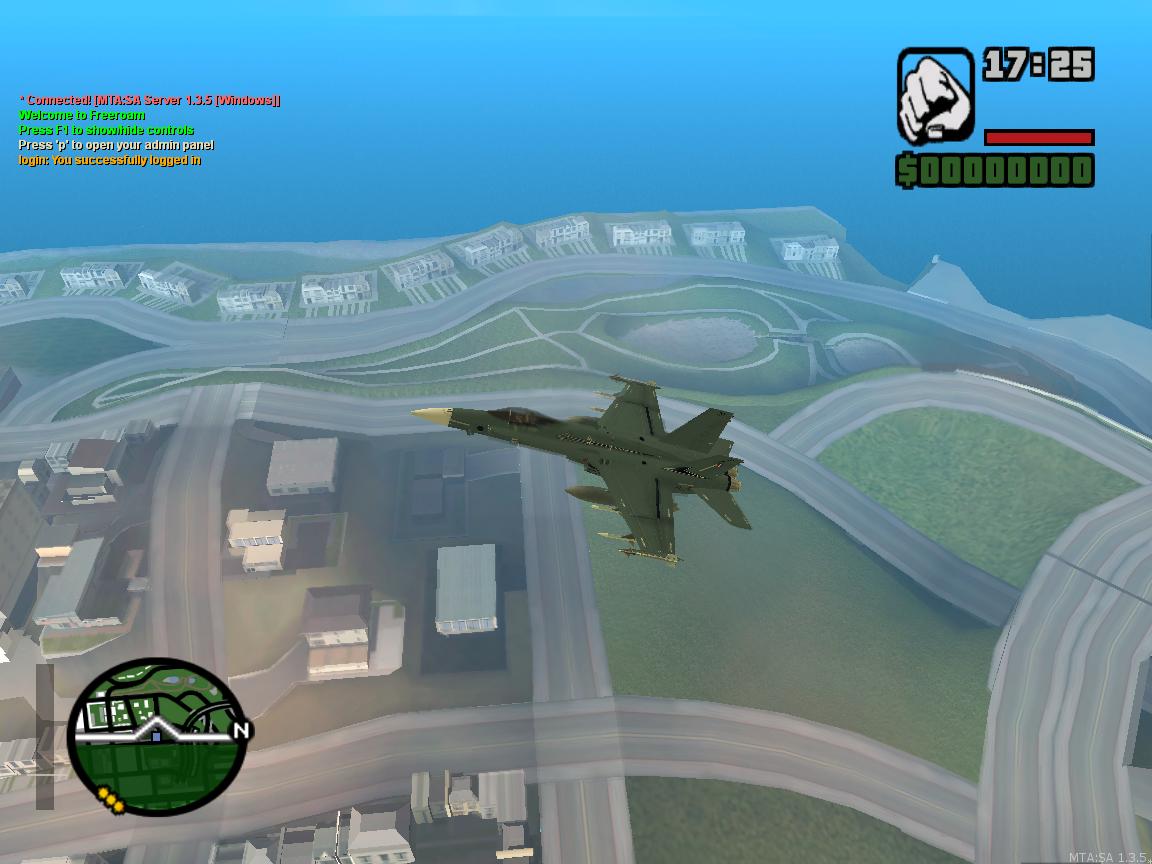2 - MTA - F-18 Hydra
