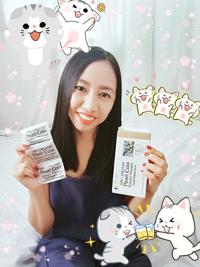 Fine Japan Organic Pearl Coix Extract Powder Review