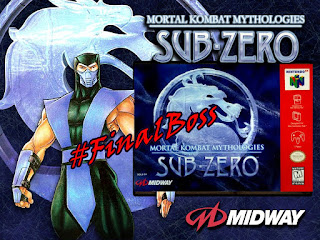 Free Download Mortal Kombat Mythologies Sub Zero Nitendo 64 ISO PC Games Untuk Komputer Full Version ZGASPC
