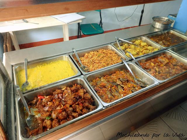 comida tipica seychelles