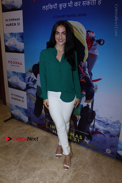The Red Carpet Of The Special Screening Of Poorna  0009.JPG