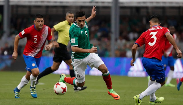 Mexico vs Costa Rica en vivo 5 setiembre Eliminatorias