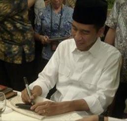 Kabar Gembira... Presiden Jokowi Menyetujui Pengangkatan 1.283 Honorer Menjadi PNS