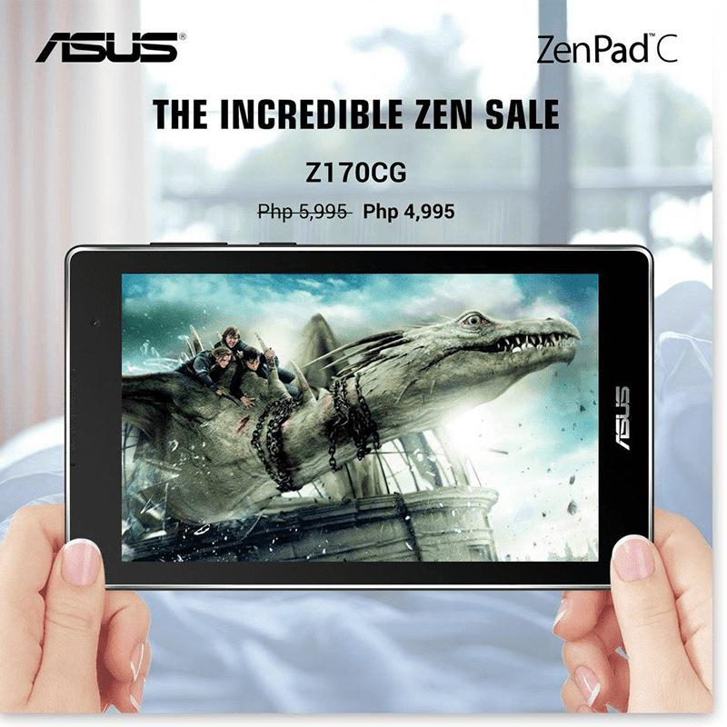 ZenPad C 7.0