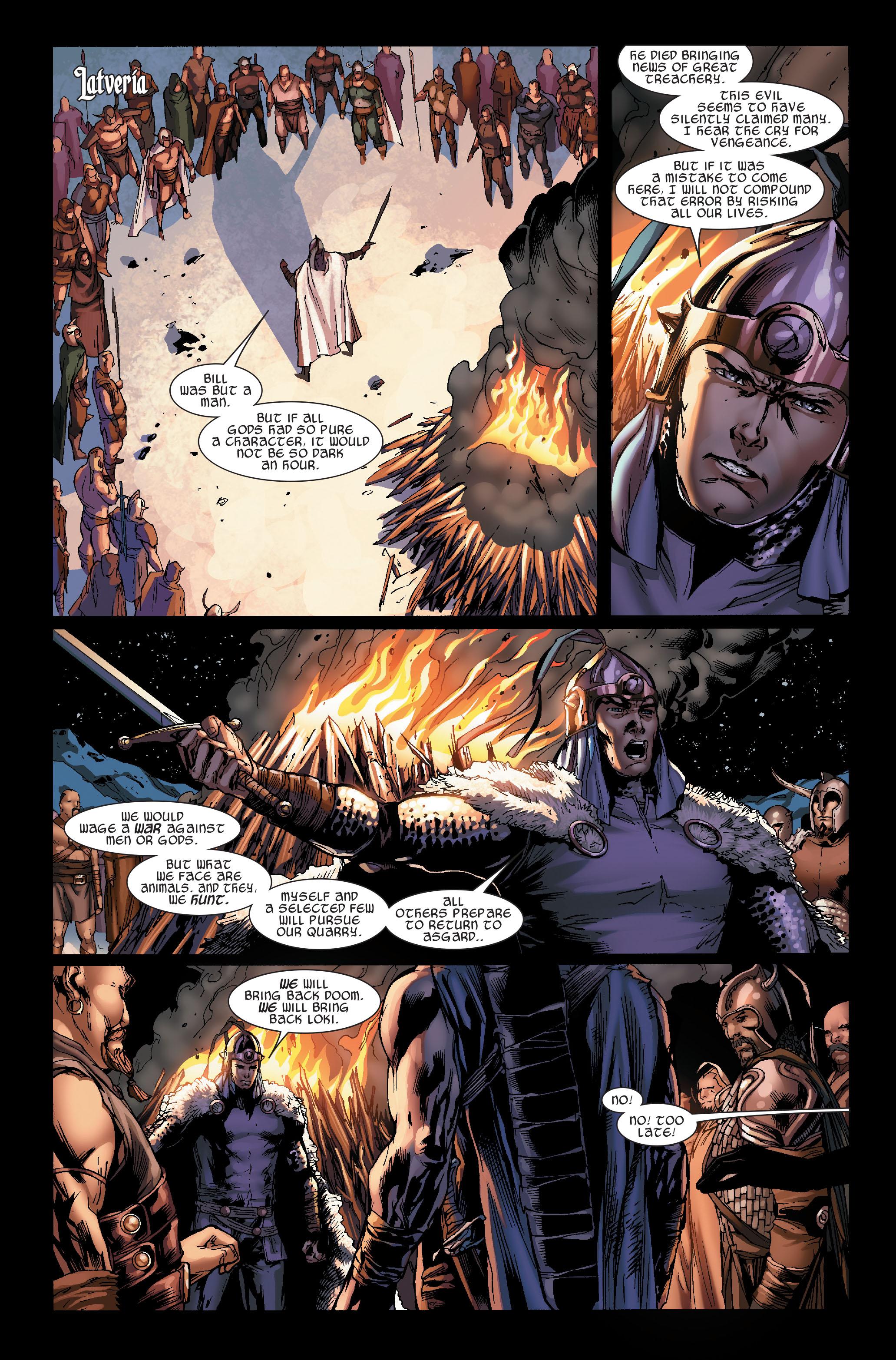 Thor (2007) Issue #604 #17 - English 15